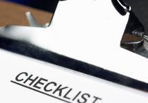 investing checklists